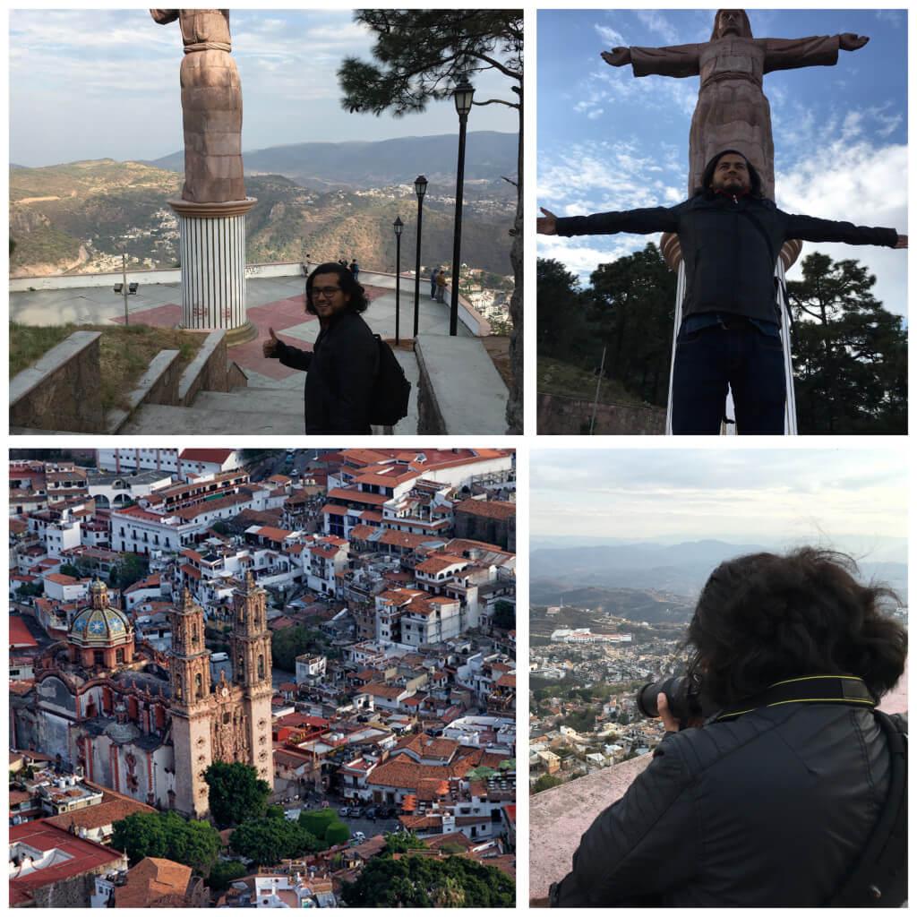 La cima del Cerro del Atachi