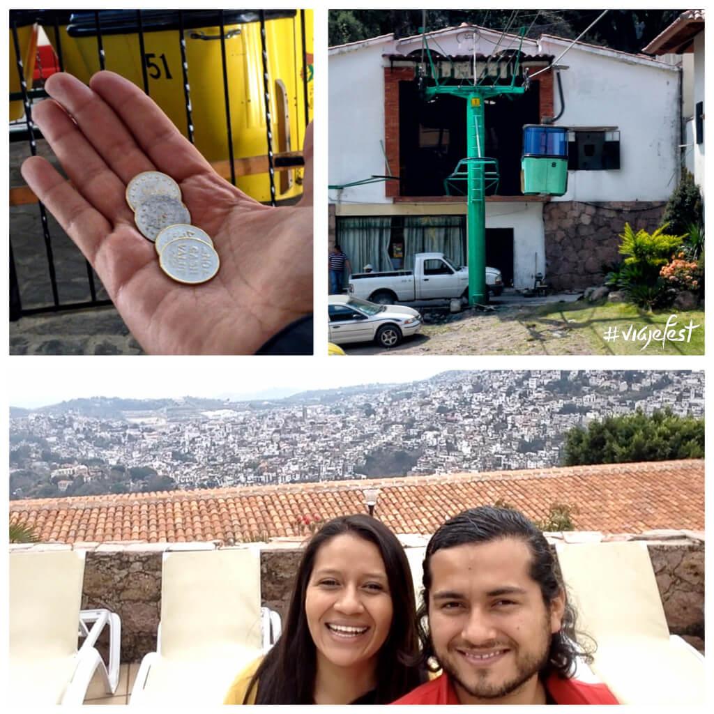 La experiencia del Monte Taxco