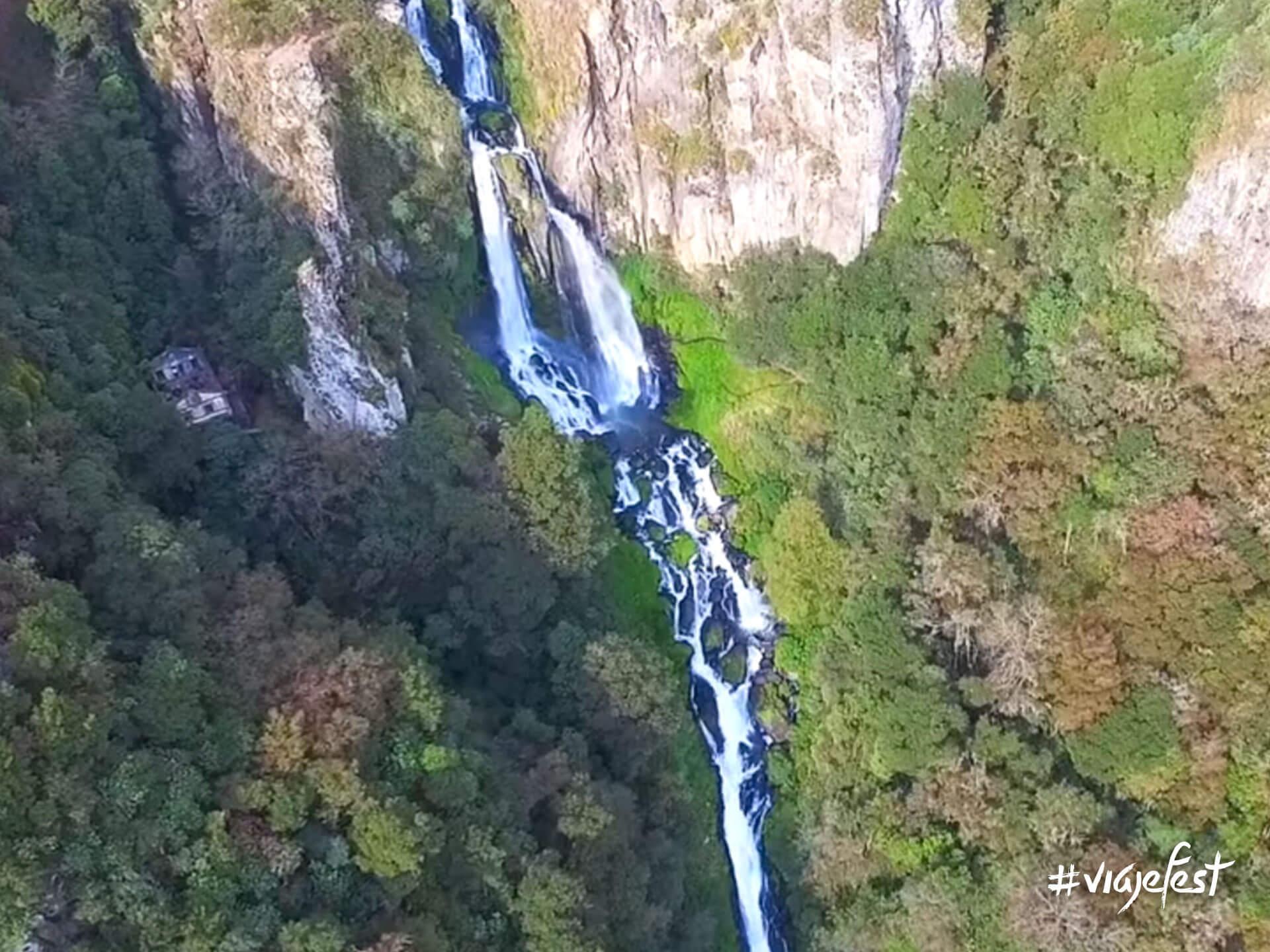 Hermosa Cascada Quetzalapan en Puebla