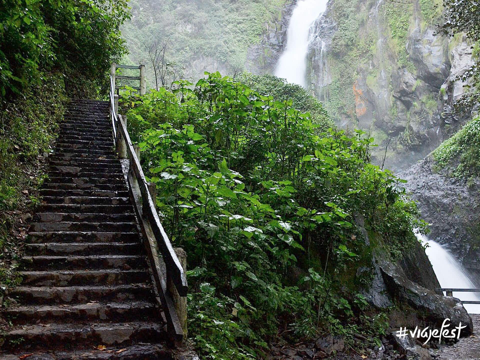 Cascada Quetzalapan