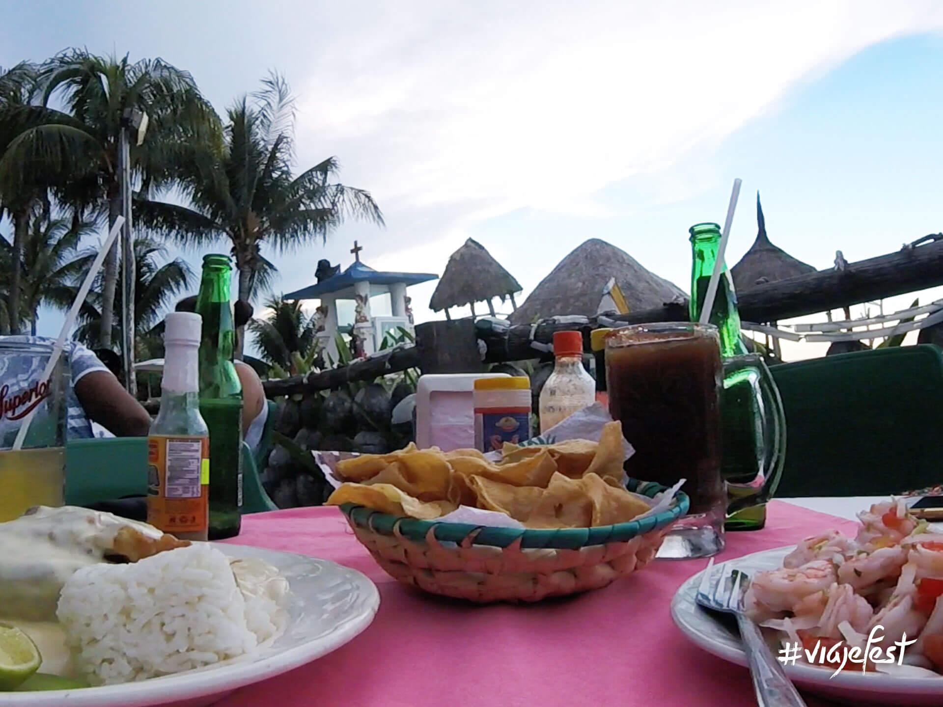 Restaurante Villamar Holbox