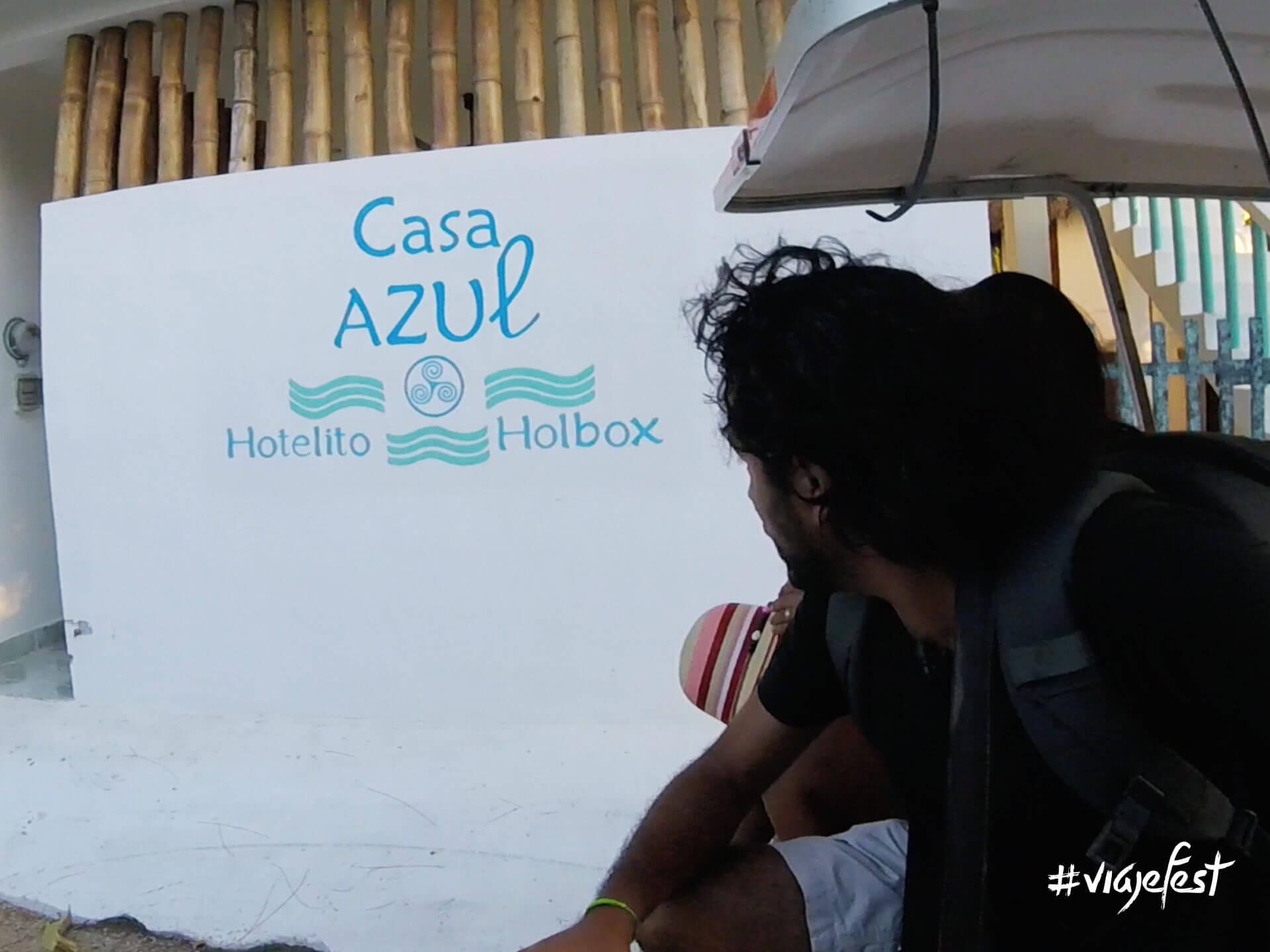 Hotelito Casa Azul