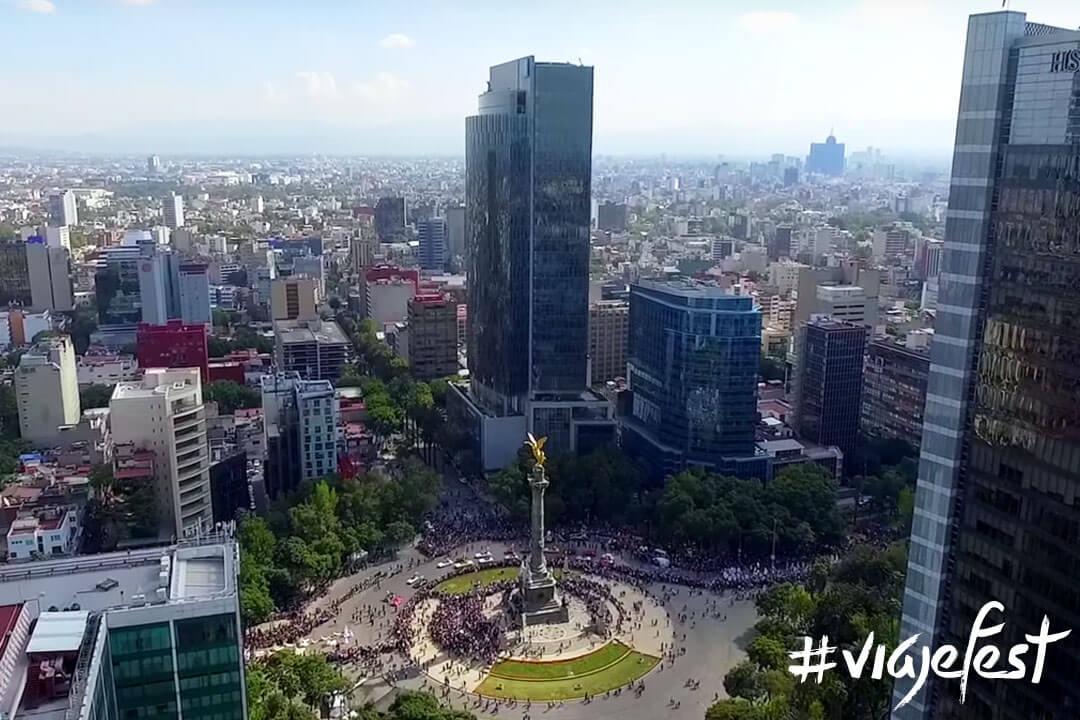 Puentes oficiales en México 2017