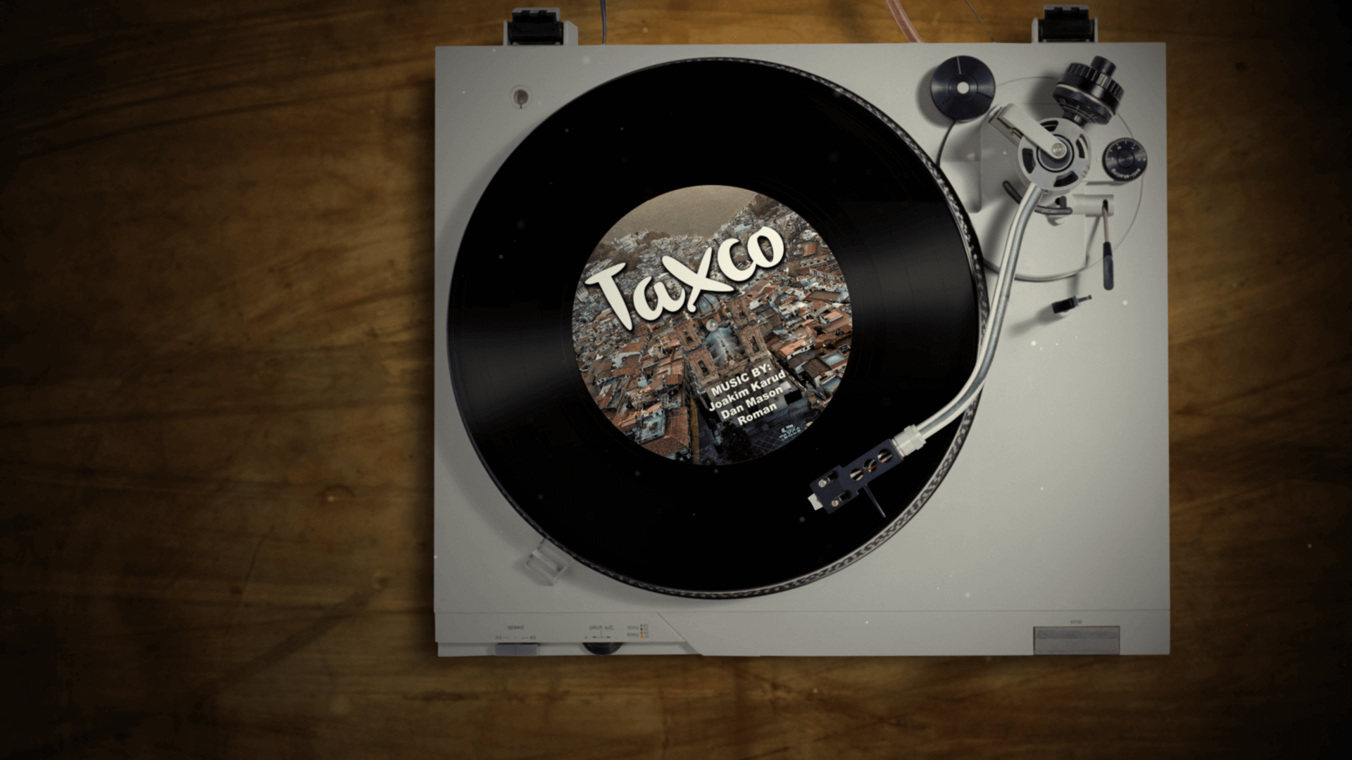 Taxco Soundtrack