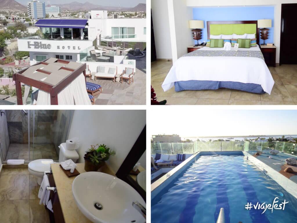 La mejor opción de hospedaje en La Paz