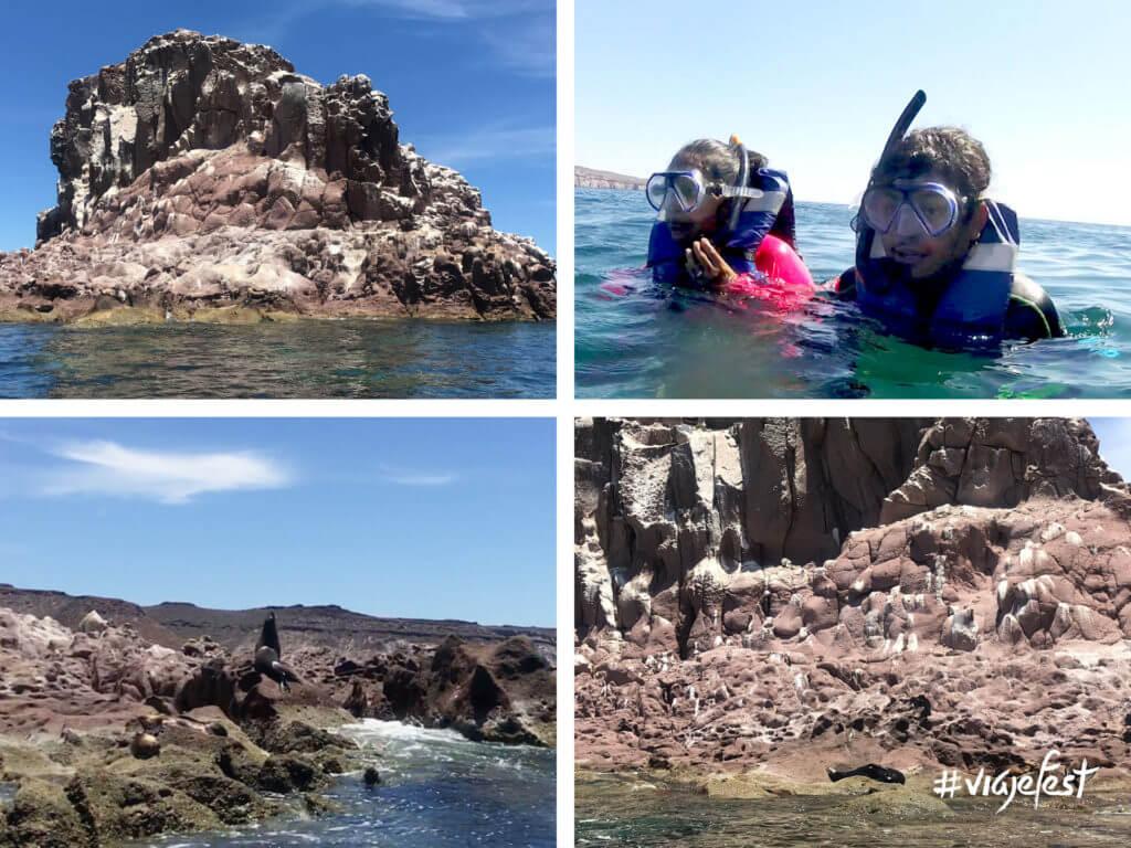 La Lobera en Baja California Sur