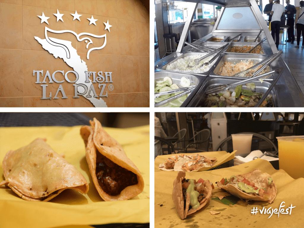 Visita Taco Fish la Paz
