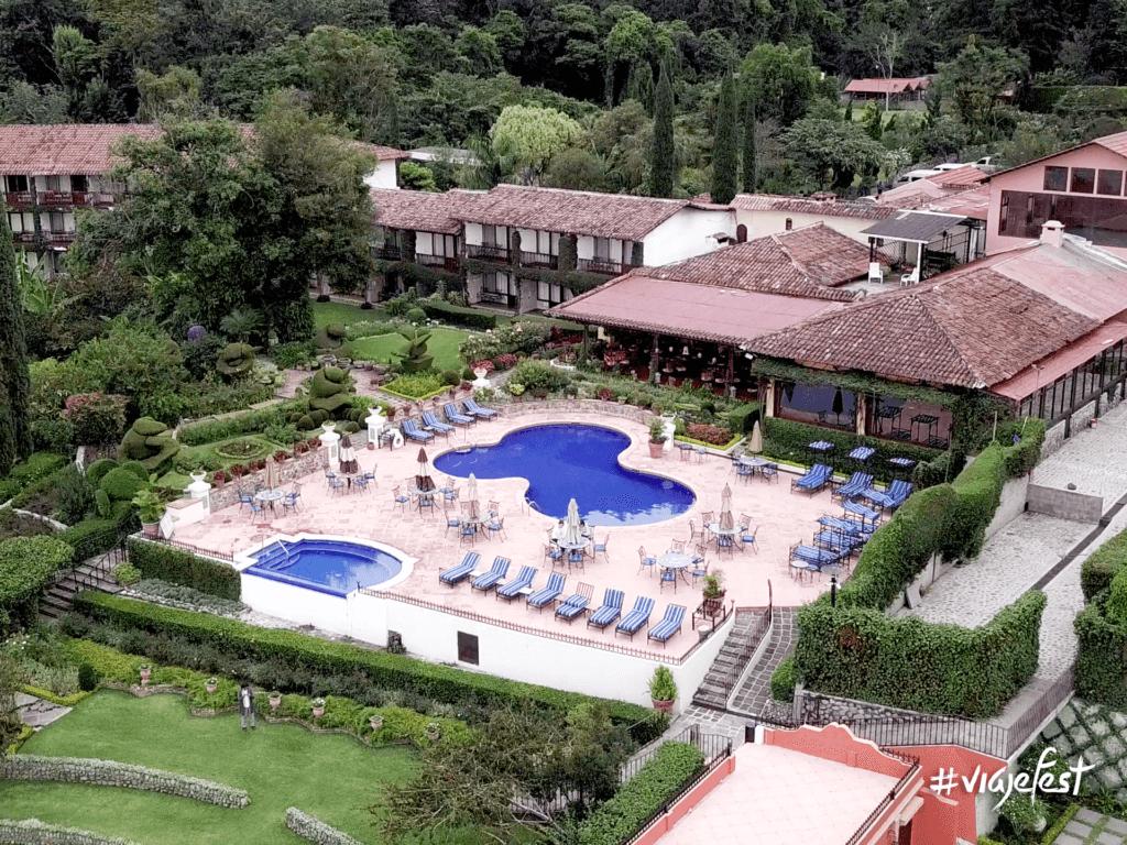 Hotel Atitlán en Guatemala