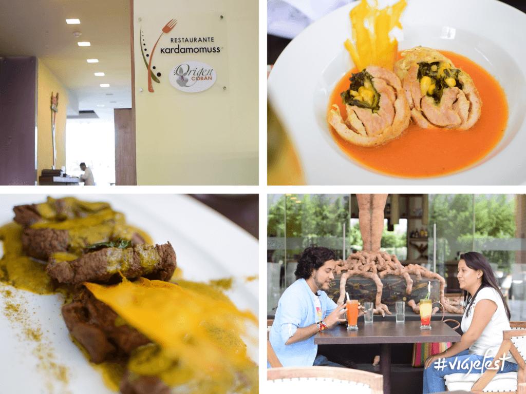 Restaurante Kardamomuss Guatemala
