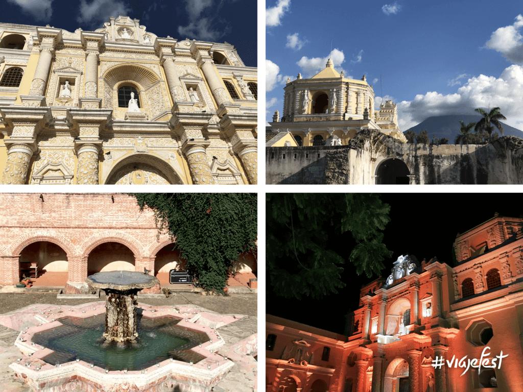 La Merced, iglesia de Antigua GUatemala