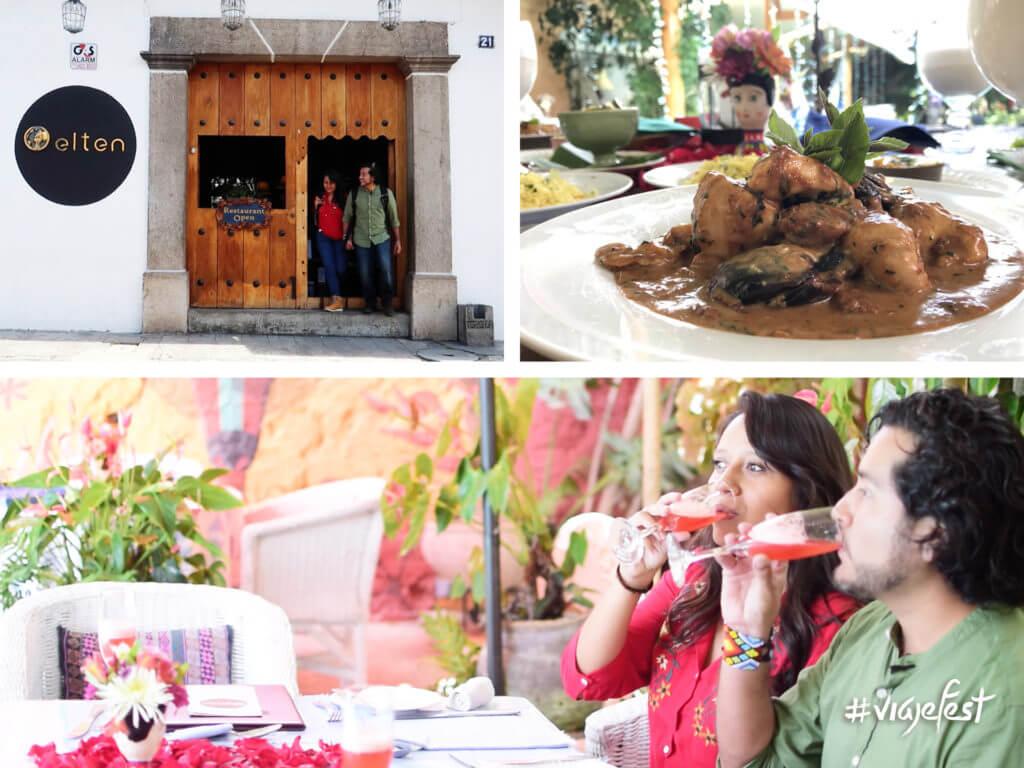 Welten Restaurante, Antigua Guatemala