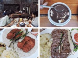 Servicio de Restaurante en las Fuentes Georginas