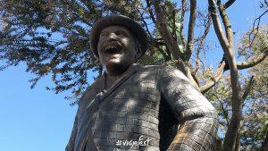 Estatua de Capulina