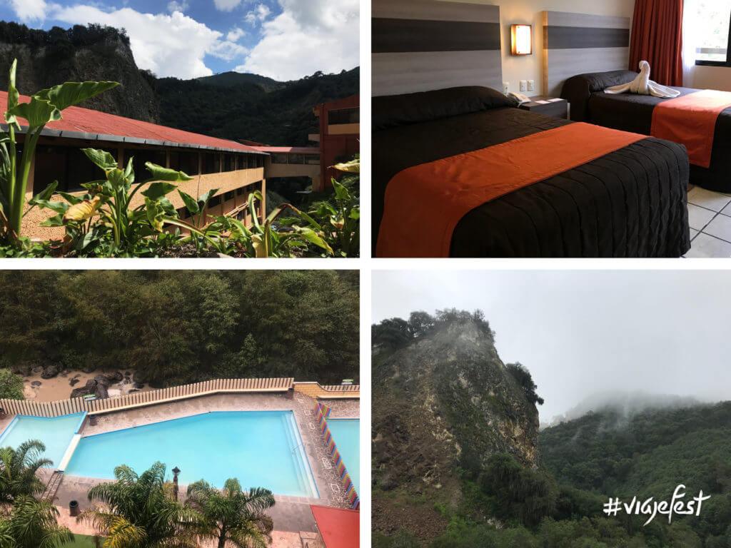 Hotel Aguas Termales de Chignahuapan