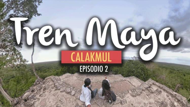 Zona Arqueológica de Calakmul es una de las ciudades mayas más importantes.