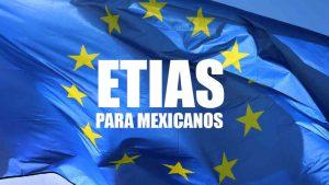 ETIAS para ciudadanos mexicanos