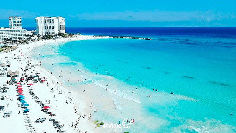 Playa Chac Mool en Cancún, Quintana Roo