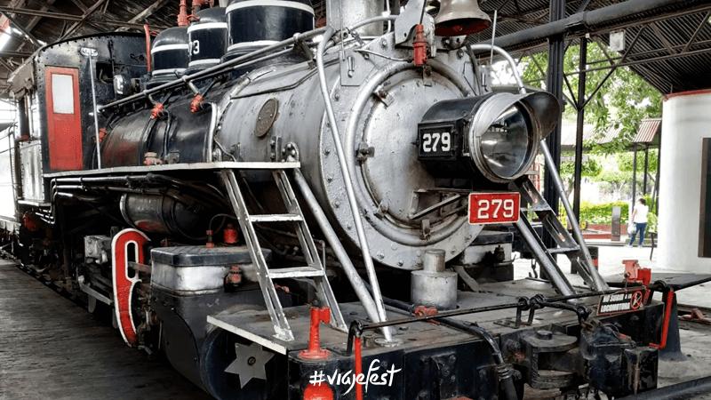 Museo Vivencial Ferrocarril 279