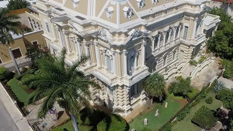 Palacio Canton Mérida
