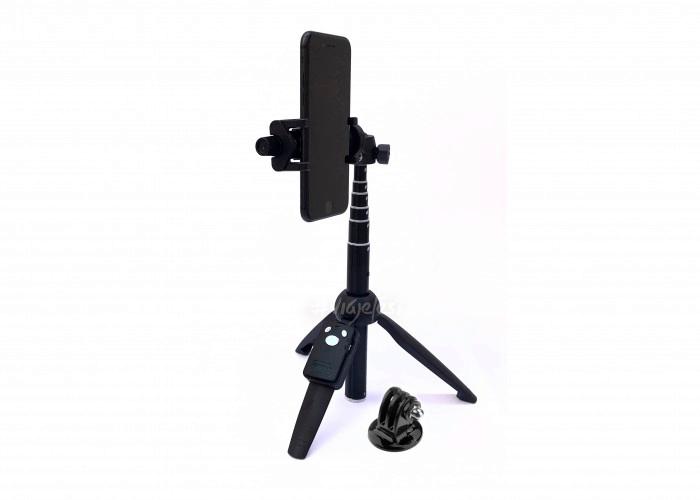 Selfie Stick de Viajefest con adaptador para Gopro