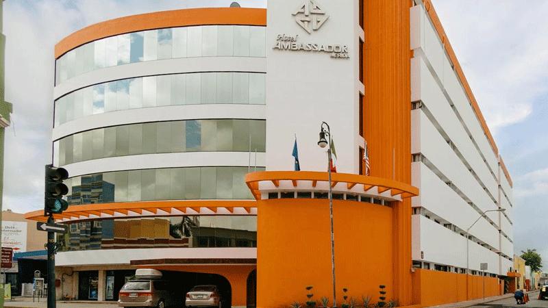 Hotel Ambassador Mérida