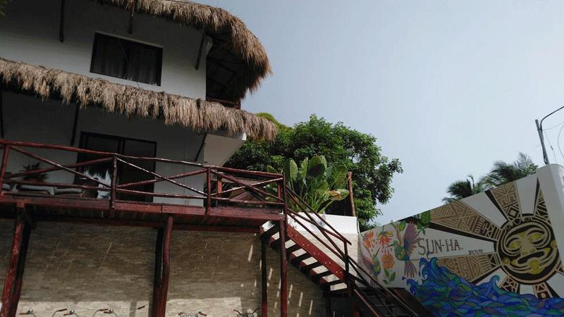 Hotel Sun Ha Bacalar