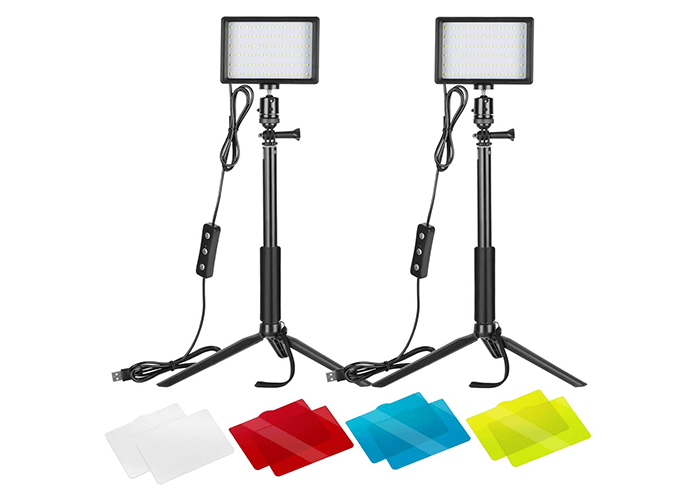 Kit de iluminación portatil