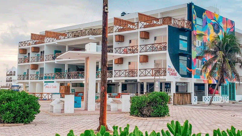 Esduma la Perla Hotel