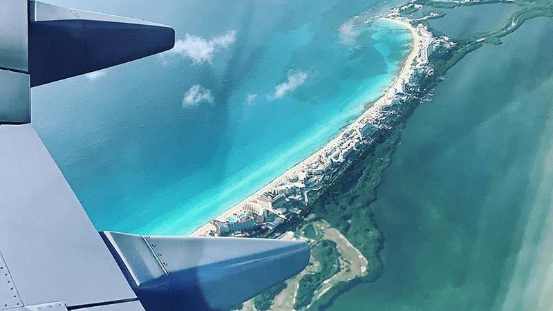 Cómo encontrar vuelos baratos a Cancún 2020